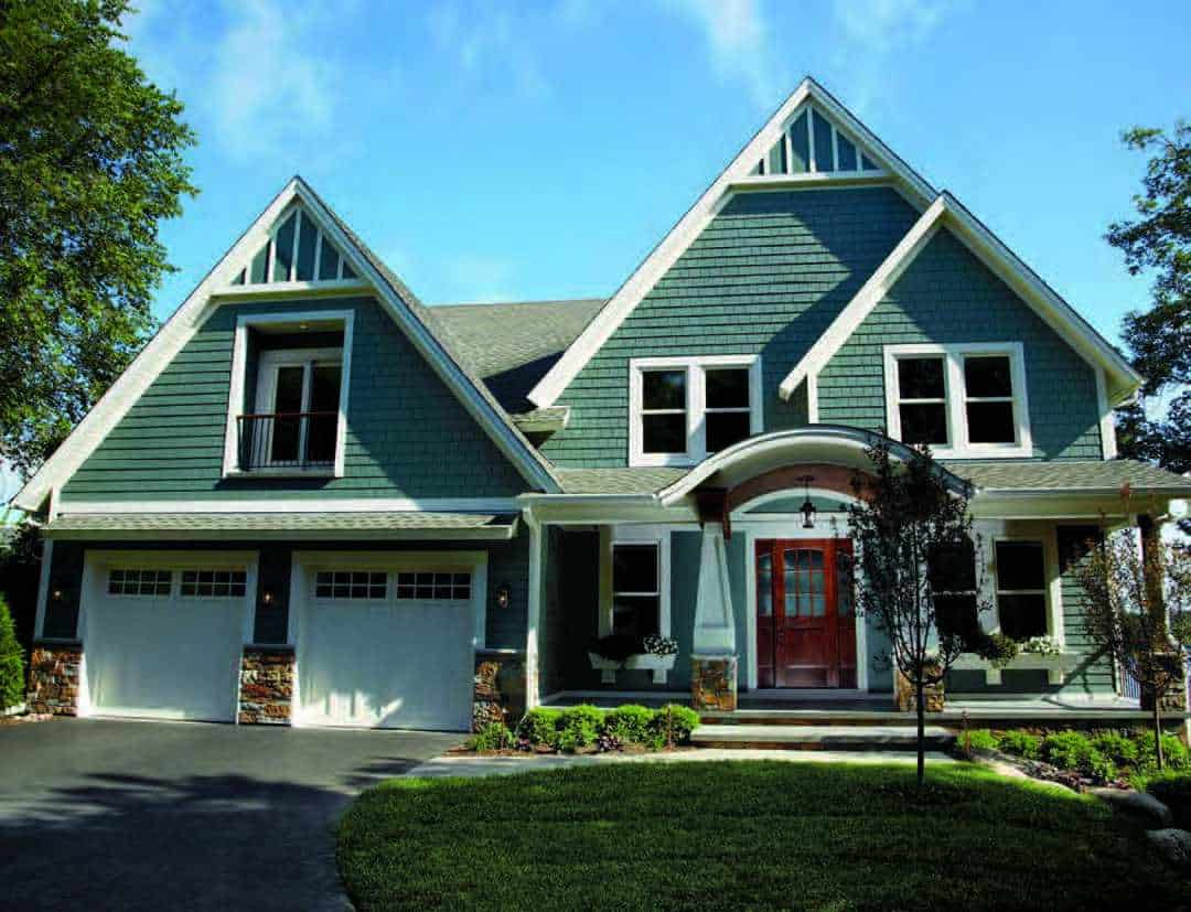 For Siding Durability Nothing Beats Fiber Cement